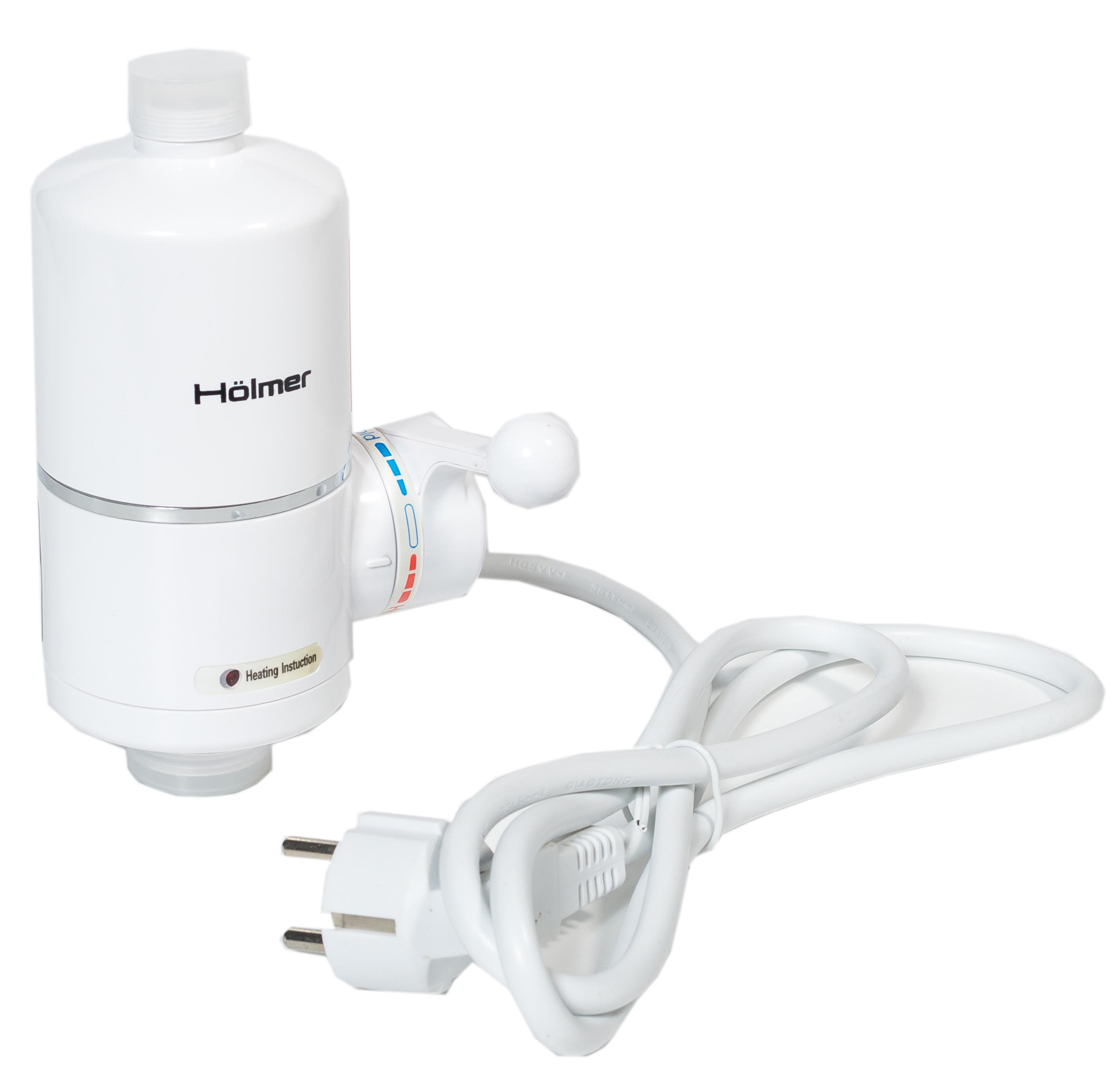 Електричний проточний водонагрівач Holmer HHW-101