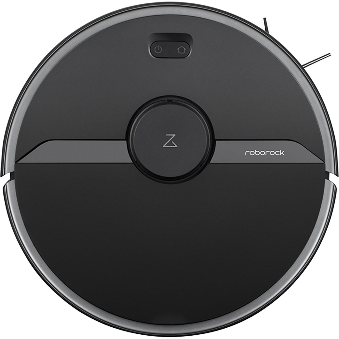 Робот-пылесос XIAOMI RoboRock S6 Pure Vacuum Cleaner Black (S6P52-00)