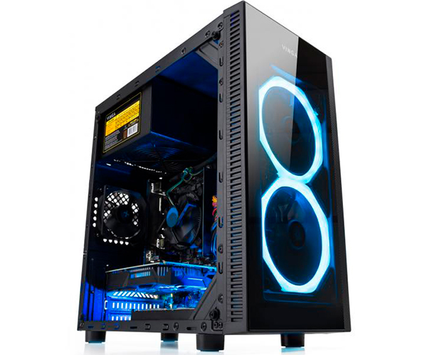 Almatech / ALMATECH Gaming SX262 / Core i7 9700F / GT 730 2ГБ / SSD