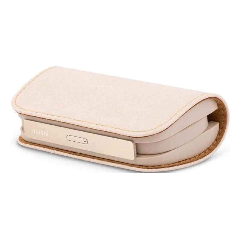 Портативная батарея Moshi IonGo 5K Portable Battery Lightning/USB-A Ivory White
