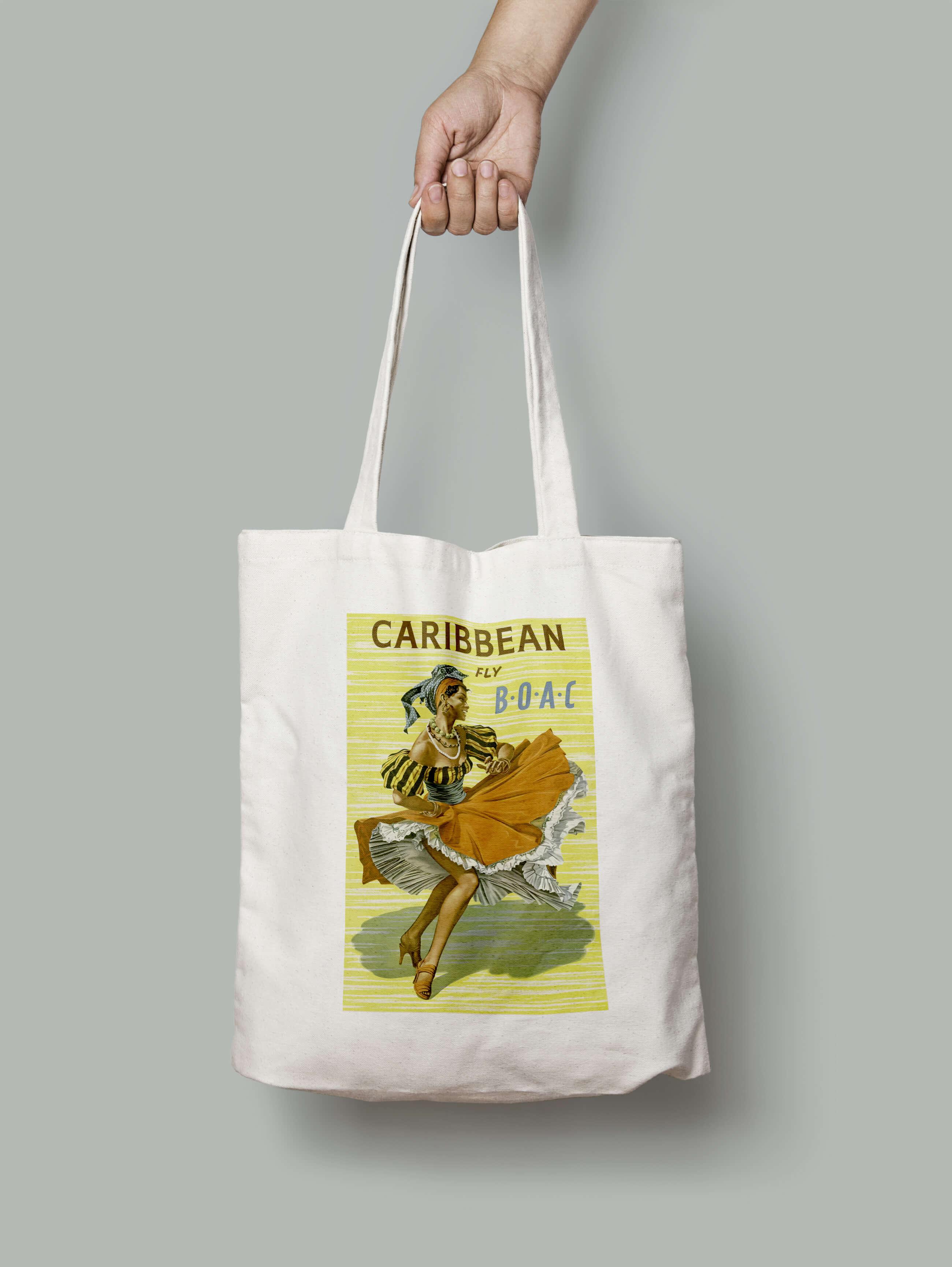 Эко-сумка Artel «Карибский танец»