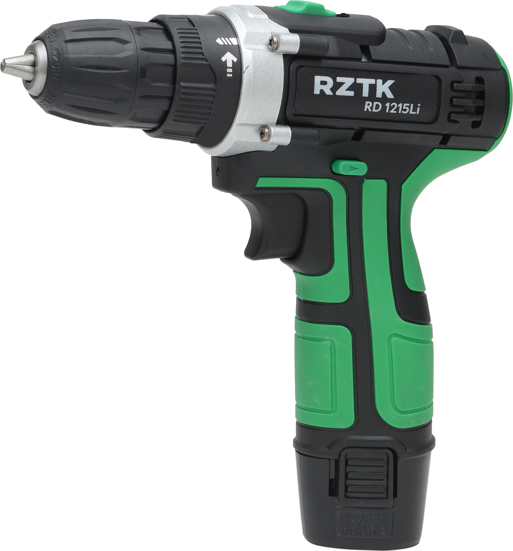 Дриль-шурупокрут акумуляторний RZTK RD 1215Li