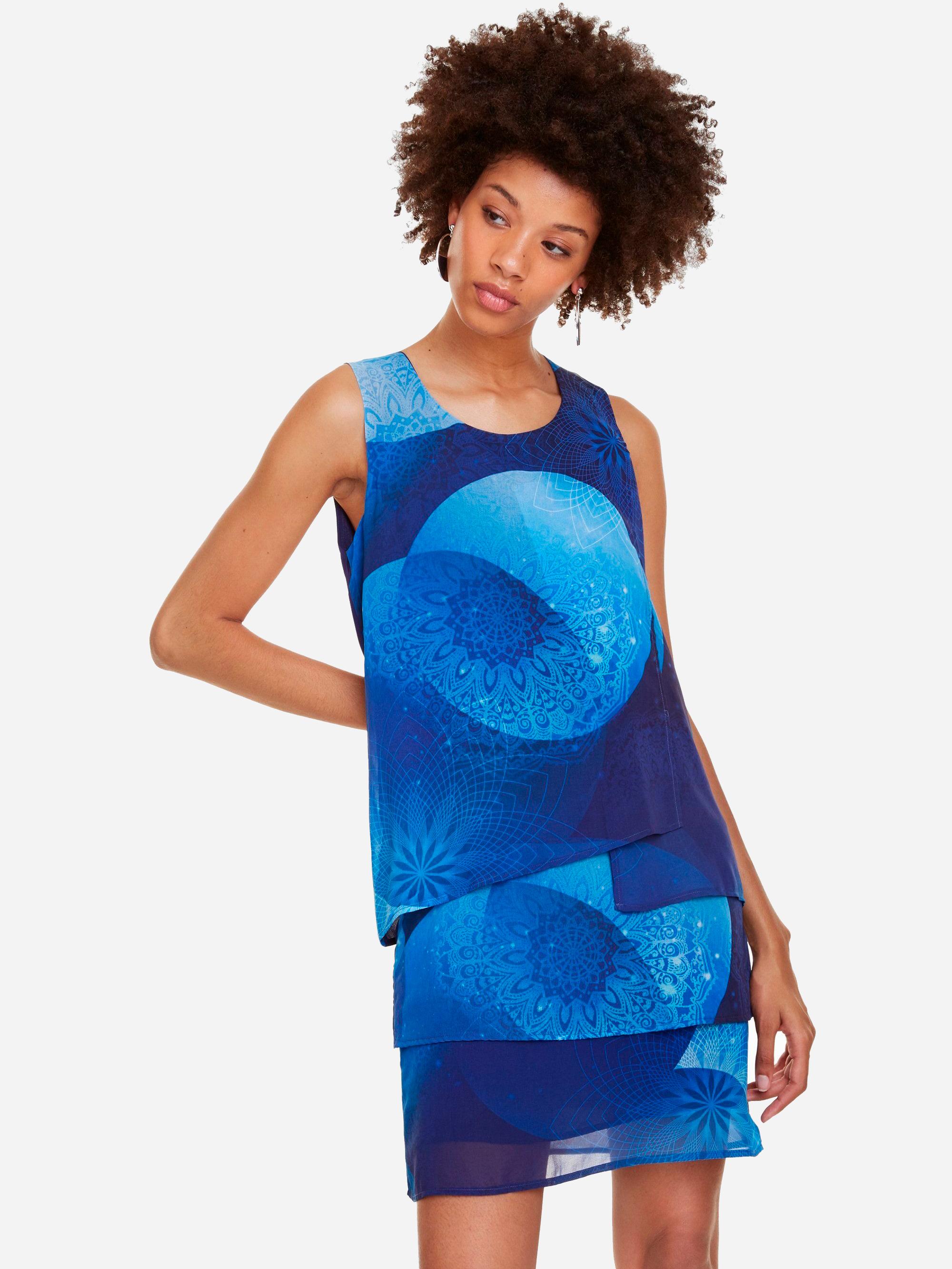 Платье Desigual 18WWVW67-5000 36