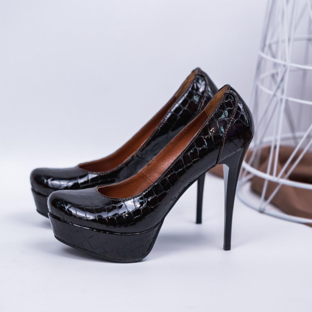 Туфли Lexi 102 36 23,5 см черные