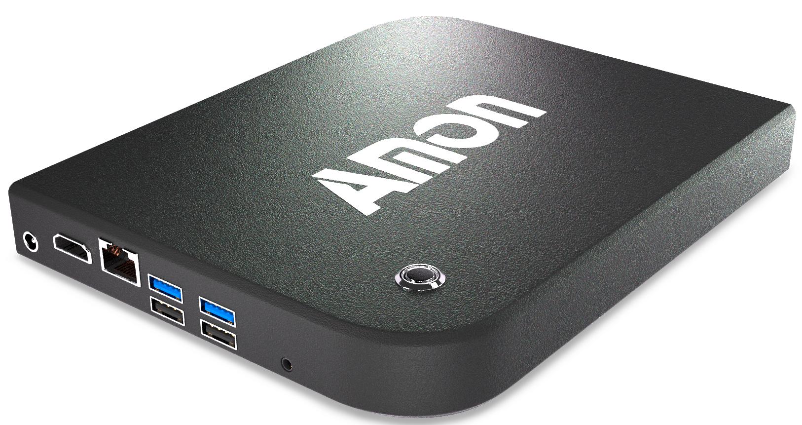Компьютер Amon Tiny Ultra Slim Core i5 (WAWI5.62.8.240I) Новий