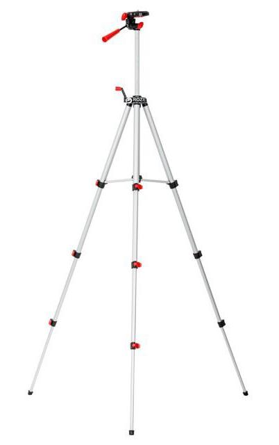 Штатив Intertool для лазерного рівня MT-3051, MT-3052 (MT-3053)