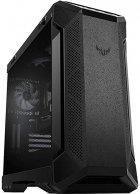 Корпус ASUS TUF Gaming GT501 Black (90DC0012-B49000) + Мышь Asus TUF M3 USB Black (90MP01J0-B0UA00) в подарок! - зображення 5