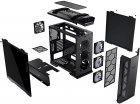 Корпус ASUS TUF Gaming GT501 Black (90DC0012-B49000) + Мышь Asus TUF M3 USB Black (90MP01J0-B0UA00) в подарок! - зображення 11