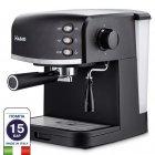Крапельна Кавоварка для кави, капучіно та лате , потужність 870 Вт, із світловим індикатором роботи MAGIO (МG-963) - зображення 1