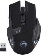 Миша Marvo M720W Wireless Black - зображення 2