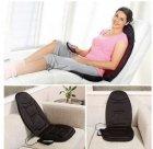 Массажная накидка на кресло Massage Seat Topper 5 вибрационная с пультом управления для дома и автомобиля - изображение 5