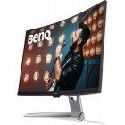 Монитор BENQ EX3203R Metallic Grey - изображение 3