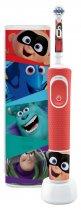 Электрическая зубная щетка ORAL-B BRAUN Stage Power/D100 Pixar Gift Limited Edition (4210201314639) - изображение 3
