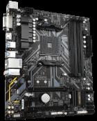 Материнська плата Gigabyte B450M DS3H V2 (sAM4, AMD B450, PCI-Ex16) - зображення 2