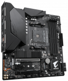 Материнська плата Gigabyte B550M Aorus Pro-P (sAM4, AMD B550, PCI-Ex16) - зображення 2