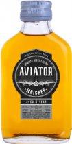 Виски Выдержанный Aviator 0.1 л 40% (4820136353728) - изображение 1