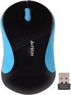 Мышь A4Tech G3-270N Wireless Black/Blue (4711421930703) - изображение 1