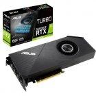 Відеокарта Asus GeForce RTX2060 SUPER 8192Mb TURBO EVO (TURBO-RTX2060S-8G-EVO) - зображення 1