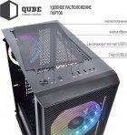 Корпус QUBE Neptune Black (QB07N_FCNU3) - изображение 6