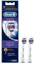 Насадка к электрической зубной щетке ORAL-B BRAUN 3D WHITE (4210201757757) - изображение 1