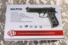 Пневматичний пістолет SAS PT99 (23701428) - зображення 18