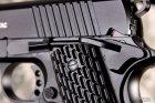 Пневматичний пістолет SAS M1911 Tactical (23701429) - зображення 10