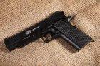 Пневматичний пістолет SAS M1911 Tactical (23701429) - зображення 17