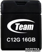 Team C12G 16Gb Black (TC12G16GB01) - зображення 1