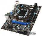 Материнская плата MSI H81M-E33 (s1150, Intel H81, PCI-E 2.0x16) - изображение 2