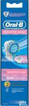 Насадка до електричної зубної щітки ORAL-B BRAUN2 шт 1 Sensitive Clean и 1 Sensi Ultrathin (4210201746447) - зображення 2