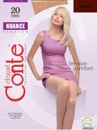 Колготки Conte Nuance 20 Den 6 р Mocca -4810226003428 - зображення 1