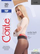 Колготки Conte Top 20 Den 3 р Grafit -4811473019675 - изображение 1
