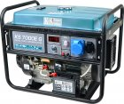 Генератор газобензиновый Konner&Sohnen KS 7000E G - изображение 3