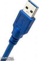 Кабель ExtraDigital USB 3.0 AM - AF, 1.5 м, 28 AWG, Super Speed (KBU1632) - зображення 4