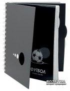Блокнот Economix 170х205мм  у клітинку 150 аркушів Чорний (20228-01) - зображення 2