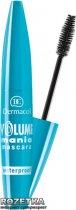 Водостойкая тушь для ресниц Dermacol Volume Mania Невероятный объем 9 мл Черная (85951327) - изображение 1