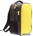 Рюкзак Upixel Maxi Черный с желтым (6955185800669) - изображение 2