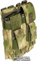 Подсумок Skif Tac для 2-х магазинов АК/AR A-Tacs FG (27950308) - изображение 2