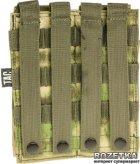 Подсумок Skif Tac для 2-х магазинов АК/AR A-Tacs FG (27950308) - изображение 3