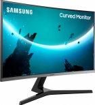 "Монітор 27"" Samsung Curved C27R500 Dark Silver (LC27R500FHIXCI) - зображення 6"