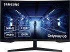 "Монітор 27"" Samsung Odyssey G5 LC27G54T Black (LC27G54TQWIXCI) + DisplayPort и HDMI кабель - зображення 1"