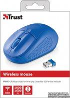 Мышь Trust Primo Wireless Blue (TR20786) - изображение 5