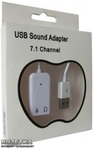 Адаптер Dynamode C-Media 108 (7.1) USB-SOUND7 White - изображение 2