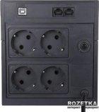 Powercom RPT-1500AP Schuko - изображение 2