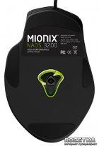 Мышь Mionix Naos 3200 USB Black - изображение 6