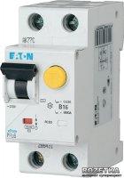 Дифференциальный автомат Eaton PFL6-25/1N/C/003 (286469) - изображение 1
