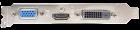 Gigabyte PCI-Ex GeForce GT 710 2048MB GDDR5 (64bit) (954/5010) (DVI, HDMI, VGA) (GV-N710D5-2GIL) - изображение 4