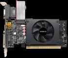 Gigabyte PCI-Ex GeForce GT 710 2048MB GDDR5 (64bit) (954/5010) (DVI, HDMI, VGA) (GV-N710D5-2GIL) - изображение 1