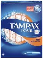Тампоны Tampax Discreet Pearl super Plus с аппликатором 18 шт (4015400669418) - изображение 2