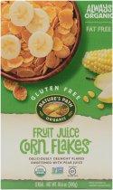 Кукурузные хлопья Nature's Path Органические с фруктовым соком без глютена 300 г (058449600572) - изображение 1